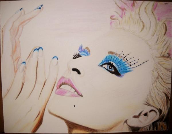 Kylie Minogue par kwalden